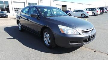 Honda Accord 4dr V6 AT LX SE 2007