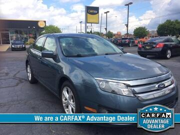 Ford Fusion 4dr Sdn SE FWD 2012