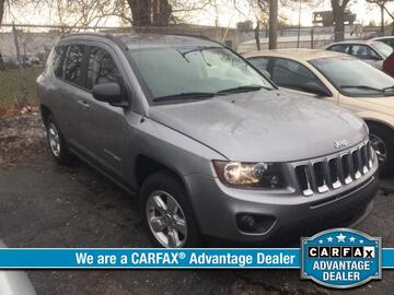 Jeep Compass FWD 4dr Altitude Edition 2015