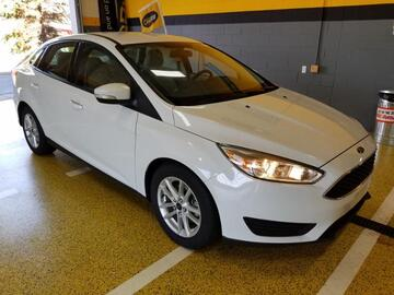 2015 Ford Focus 4dr Sdn SE Michigan MI