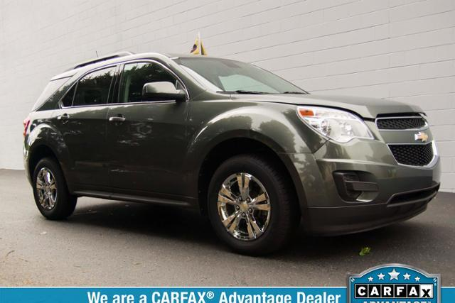2012 Chevrolet Equinox FWD 4dr LT w/1LT Michigan MI
