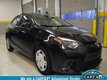 2015 Toyota Corolla 4dr Sdn CVT LE (Natl) Michigan MI