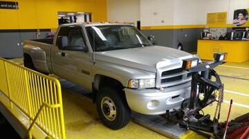 2002 Dodge Ram 3500 4dr Quad Cab 155 WB DRW 4WD Michigan MI