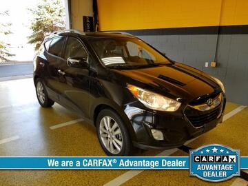 2012 Hyundai Tucson AWD 4dr Auto Limited Michigan MI