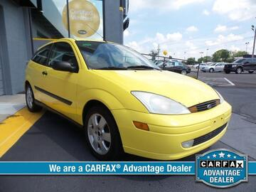 2001 Ford Focus 3dr Cpe ZX3 Michigan MI