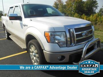2010 Ford F-150 4WD SuperCrew 145 King Ranch Michigan MI