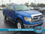 2013 Ford F-150 4WD SuperCrew 157 XLT w/HD Payload
