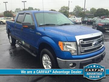 2013 Ford F-150 4WD SuperCrew 157 XLT w/HD Payload Michigan MI