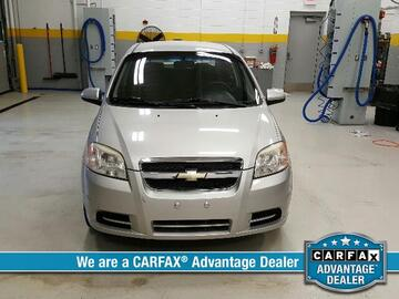 2007 Chevrolet Aveo 4dr Sdn LT Michigan MI