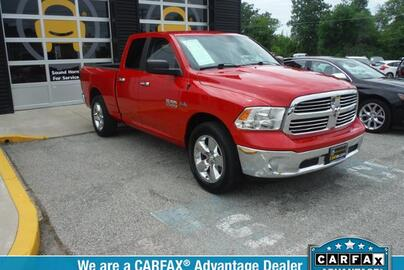 2015 Ram 1500 2WD Quad Cab 140.5 SLT Michigan MI