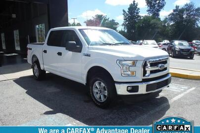 2015 Ford F-150 4WD SuperCrew 145 XLT Michigan MI