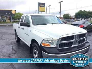 2012 Ram 1500 4WD Quad Cab 140.5 ST Michigan MI