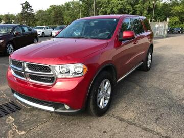 2011 Dodge Durango AWD 4dr Express Michigan MI