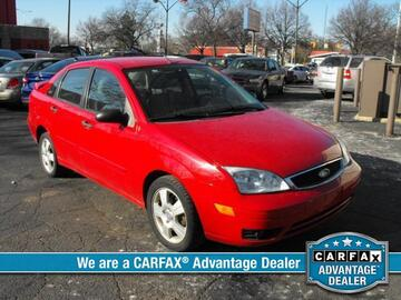 2006 Ford Focus 4dr Sdn ZX4 SES Michigan MI
