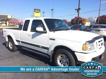 2011 Ford Ranger 2WD 4dr SuperCab 126 Sport Michigan MI