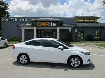 2017 Chevrolet Cruze 4dr Sdn 1.4L LT w/1SD Michigan MI