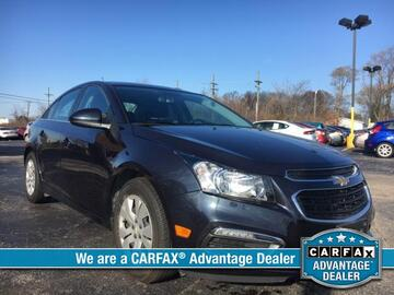 2016 Chevrolet Cruze 4dr Sdn Auto LT w/1LT Michigan MI