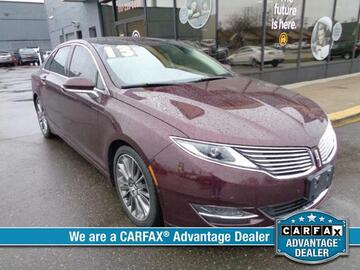 2013 Lincoln MKZ 4dr Sdn AWD Michigan MI