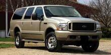 2004 Ford Excursion 137 WB 5.4L XLS Davenport IA