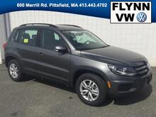 2017 Volkswagen Tiguan 2.0T S 4MOTION Pittsfield MA