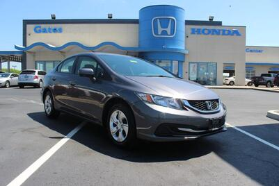 2014 Honda Civic 4dr CVT LX Richmond KY