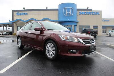 2014 Honda Accord 4dr I4 CVT EX-L Richmond KY