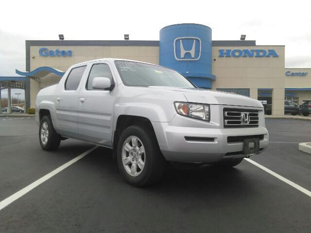 2007 honda ridgeline 4wd crew cab rts richmond and serving. Black Bedroom Furniture Sets. Home Design Ideas