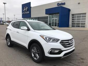 2017 Hyundai Santa Fe 2.4L Automatic AWD Richmond KY