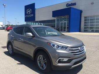2017 Hyundai Santa Fe 2.4L Automatic Richmond KY