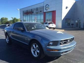 2007 Ford Mustang 2dr Cpe Deluxe Richmond KY