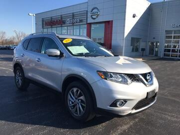 2015 Nissan Rogue AWD 4dr SL Richmond KY