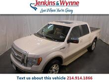 2010 Ford F-150 4WD SuperCrew 145 King Ranch Clarksville TN