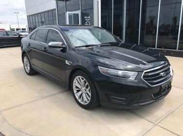 2015 Ford Taurus 4dr Sdn Limited FWD Muncie IN
