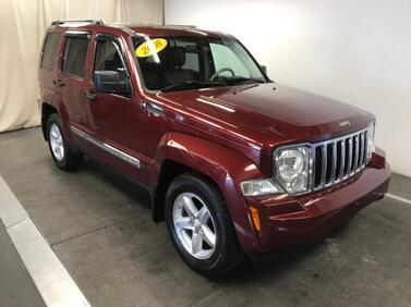 2008 Jeep Liberty 4WD 4dr Limited Muncie IN
