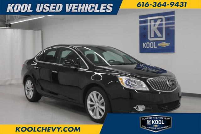 2016 Buick Verano 4dr Sdn Premium Turbo Group Grand Rapids MI