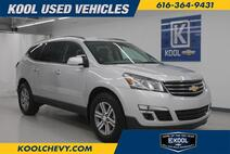 2017 Chevrolet Traverse AWD 4dr LT w/1LT Grand Rapids MI