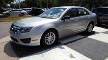 2010 Ford Fusion 4dr Sdn S FWD Raleigh NC