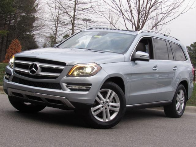 2015 mercedes benz gl class 4matic 4dr gl350 bluetec for Used mercedes benz raleigh nc