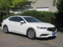 2018 Acura TLX 2.4 8-DCT P-AWS with Technology Package Boise ID