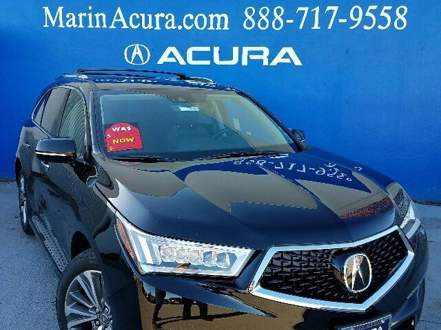 2017 Acura MDX SH-AWD with Technology Package Corte Madera CA