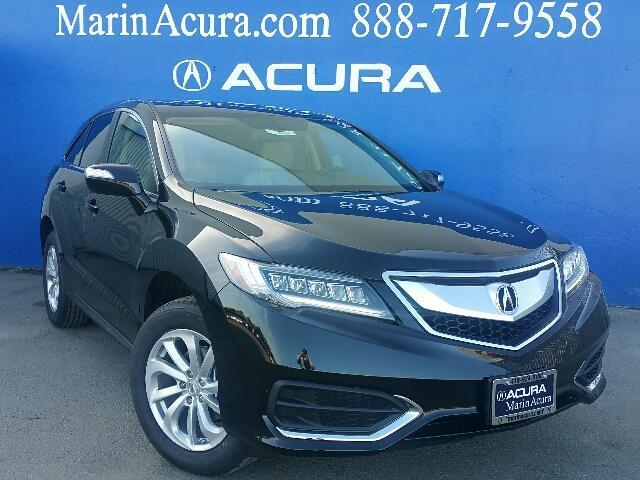 2016 Acura RDX AWD with Technology Package Corte Madera CA