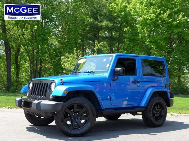 2014 jeep wrangler 4wd 2dr altitude hanover ma 13571182. Cars Review. Best American Auto & Cars Review