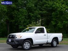 Toyota Tacoma 2WD Reg Cab I4 AT (Natl) 2013