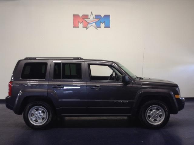 2015 jeep patriot fwd 4dr sport christiansburg va 13976858 for Shelor motor mile accessories