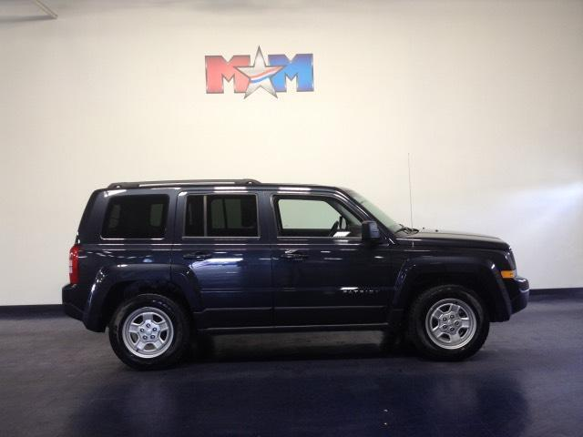 2015 jeep patriot fwd 4dr sport christiansburg va 13976859 for Shelor motor mile accessories