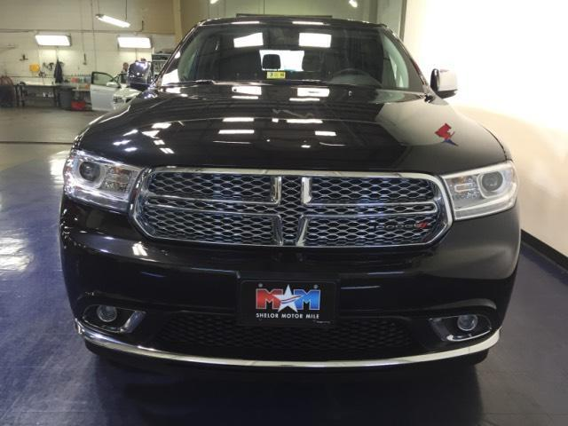 2014 dodge durango awd 4dr citadel christiansburg va 17327506 for Shelor motor mile accessories