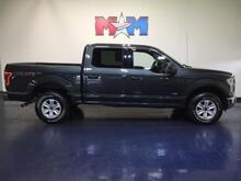 2015 Ford F-150 4WD SuperCrew 145 XLT Christiansburg VA