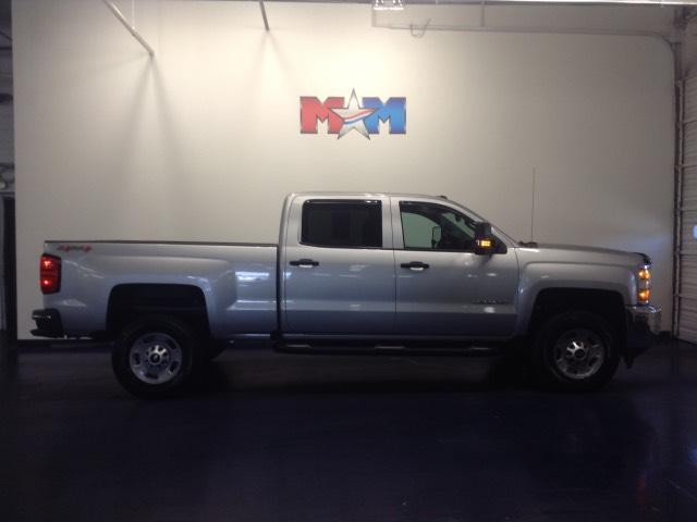 2016 chevrolet silverado 2500hd 4wd crew cab 153 7 work for Shelor motor mile chevy