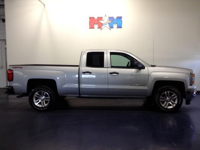 2014 chevrolet silverado 1500 4wd double cab 143 5 lt w 1lt christiansburg va 14460922. Black Bedroom Furniture Sets. Home Design Ideas