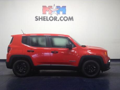 Vehicle Details 2016 Jeep Renegade At Shelor Motor Mile